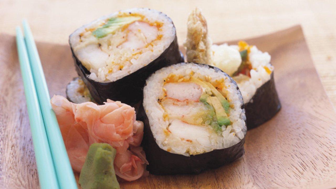 Ricardo > La famille des sushis