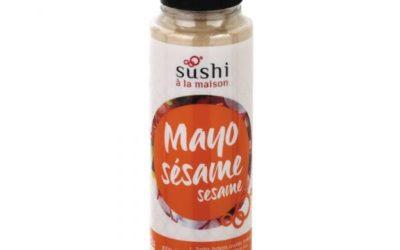 Mayonnaise sésame Sushi à la maison