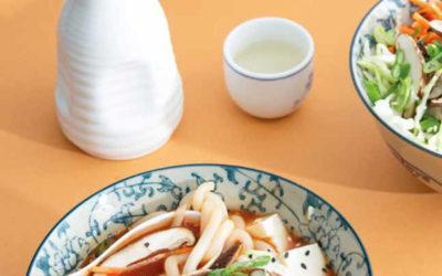 Soupe aigre-douce style classique